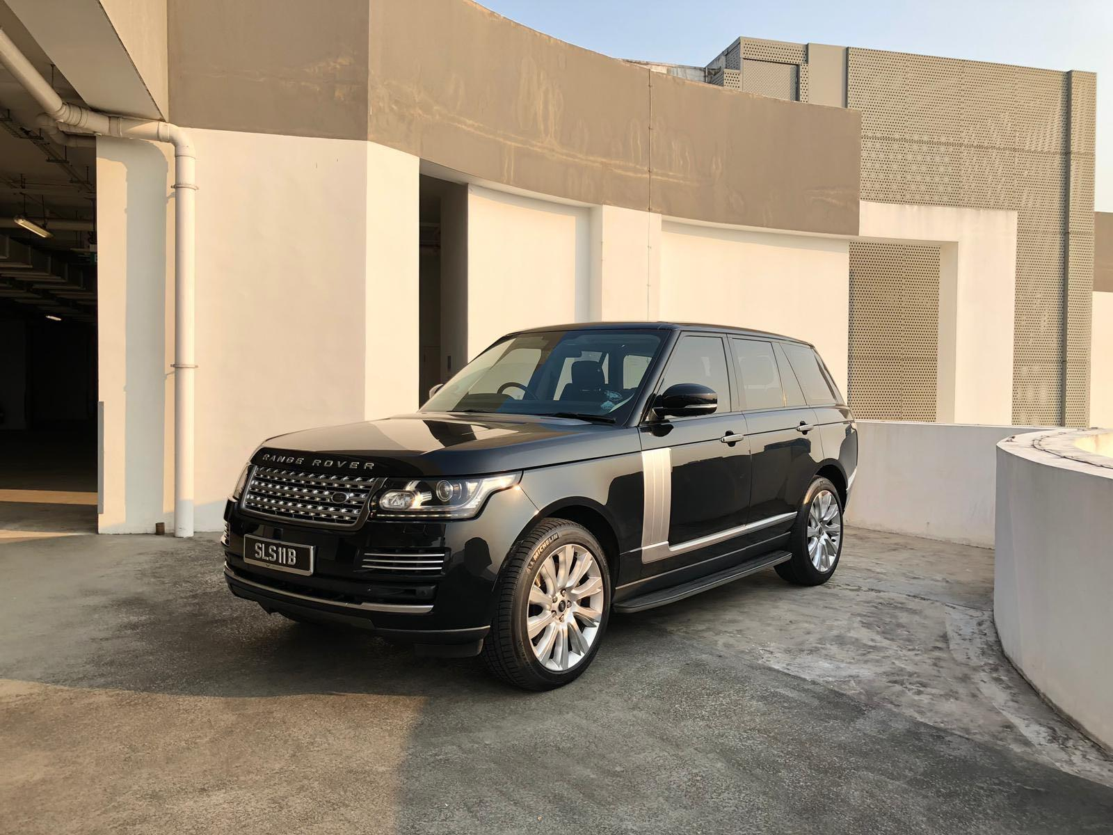 Land Rover Range Rover Sport 5.0 Supercharged Auto