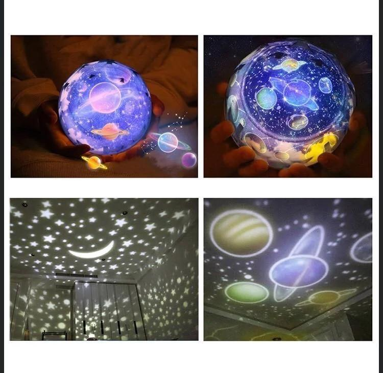 Magic Diamonds projection lamp (M2097)