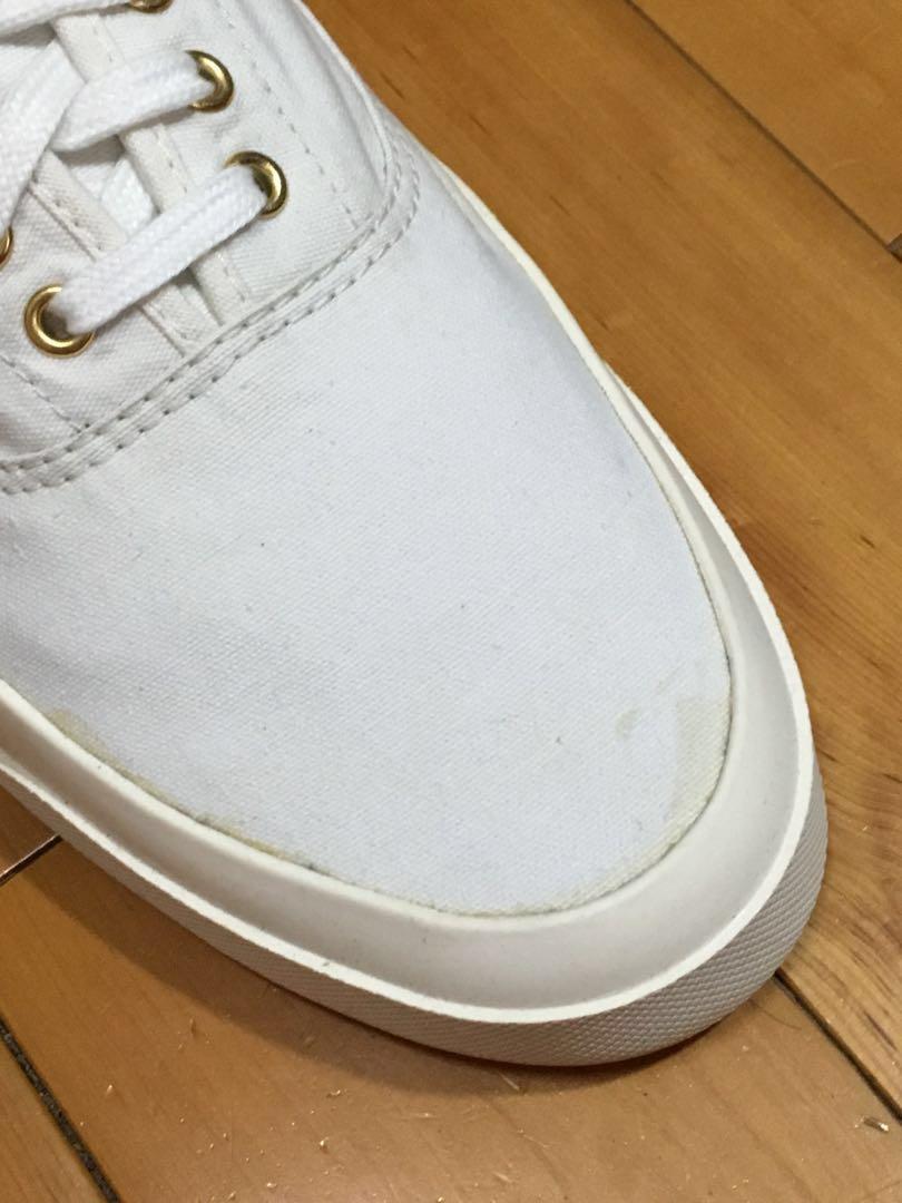 Maison Kitsune男帆布鞋