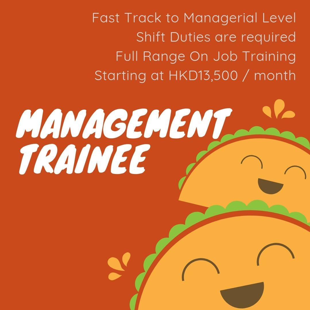 Management Traine