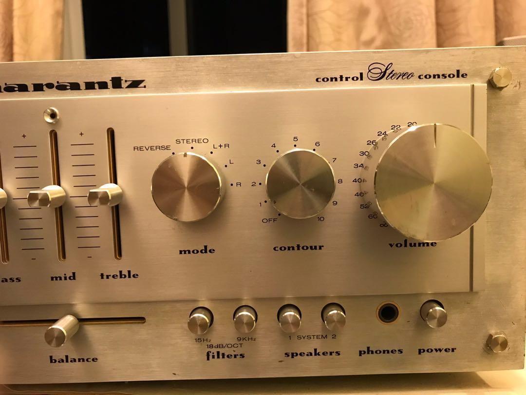 Marantz 3250 Pre Amp