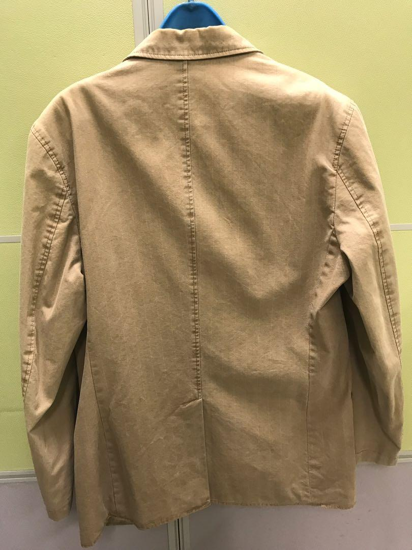 Men's 西裝褸 Casual Top Vintage Colour Like New