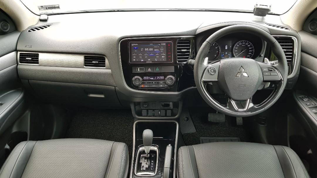 Mitsubishi Outlander 2.0 MIVEC (A)
