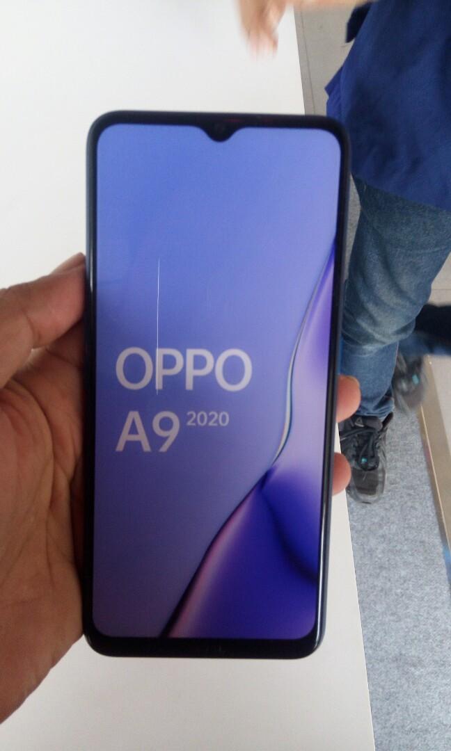 New Oppo A9 bisa cicilan