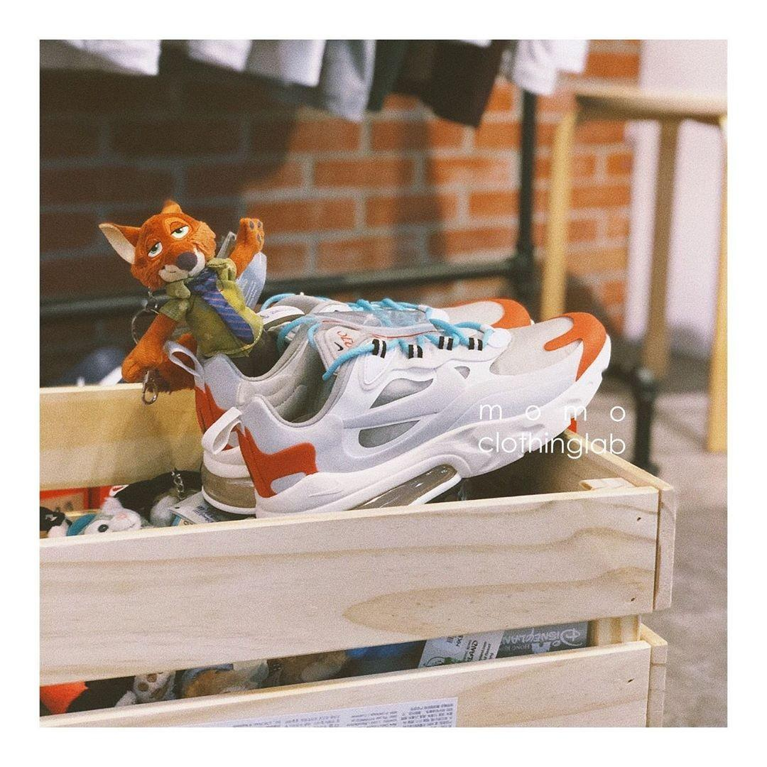 precio bajo realmente cómodo cupón doble Nike Air Max 270 React AT6174-200, Women's Fashion, Shoes ...