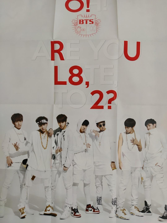 BTS O R U L8 2