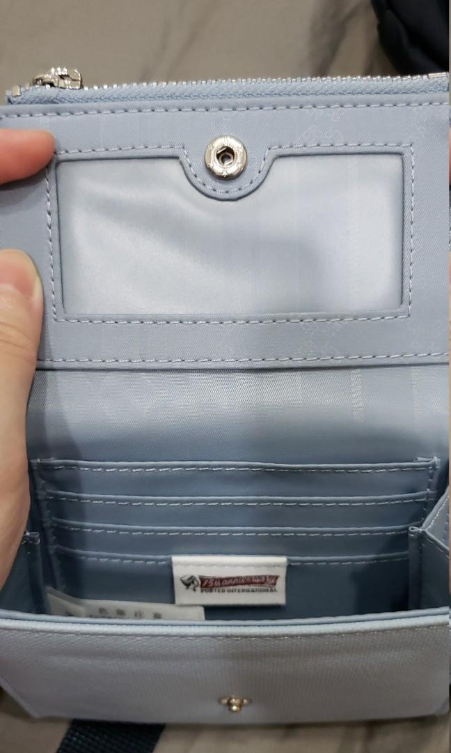 porter 零錢包 短夾
