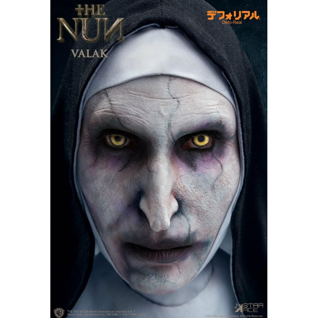 [Pre-Order] Star Ace Toys - SA6021 - The Nun (2018) - Deforeal Valak (NX)
