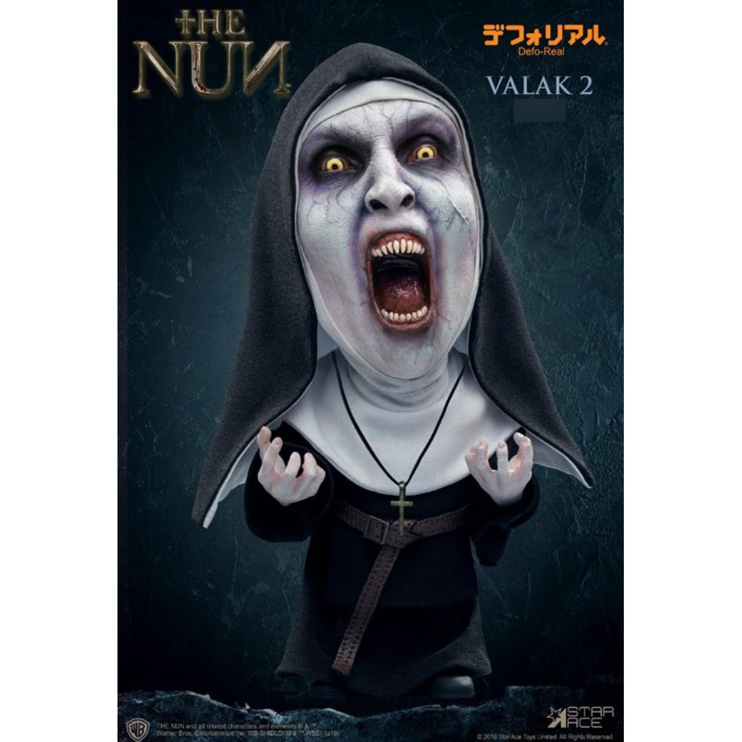 [Pre-order] Star Ace Toys - SA6023 - The Nun (2018) - Deforeal Valak (NX)