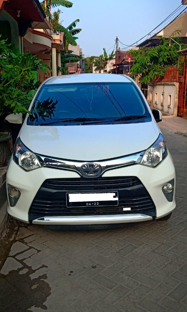 Sewa Mobil Calya Free Supir
