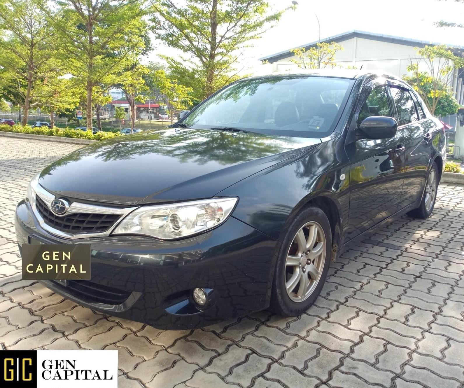 Subaru Impreza 1.5A sedan - Cheapest rental in city, quickest assistance!