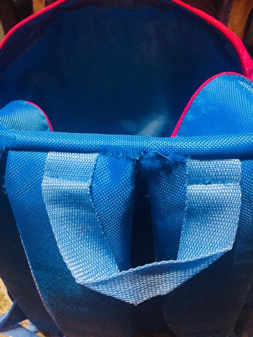 Tas punggung Super Hero Original
