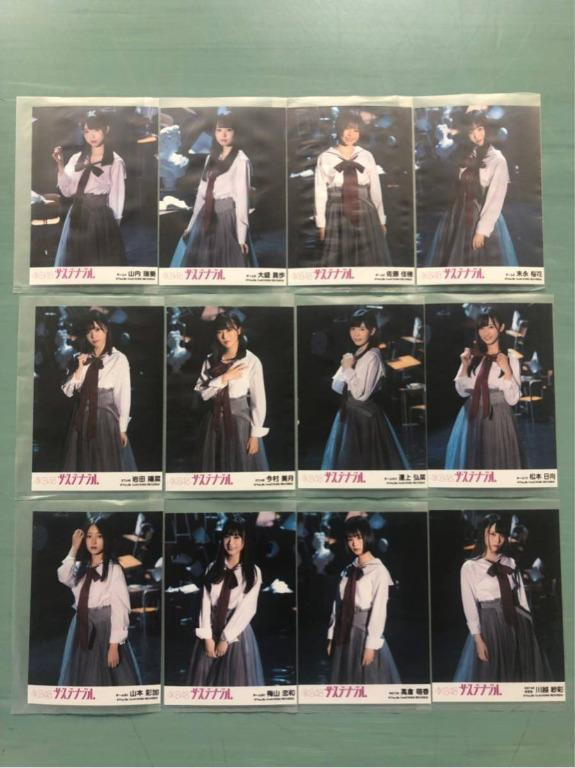 [TB]Full set photo AKB48 56th single 「サステナブル / Sustainable」選抜