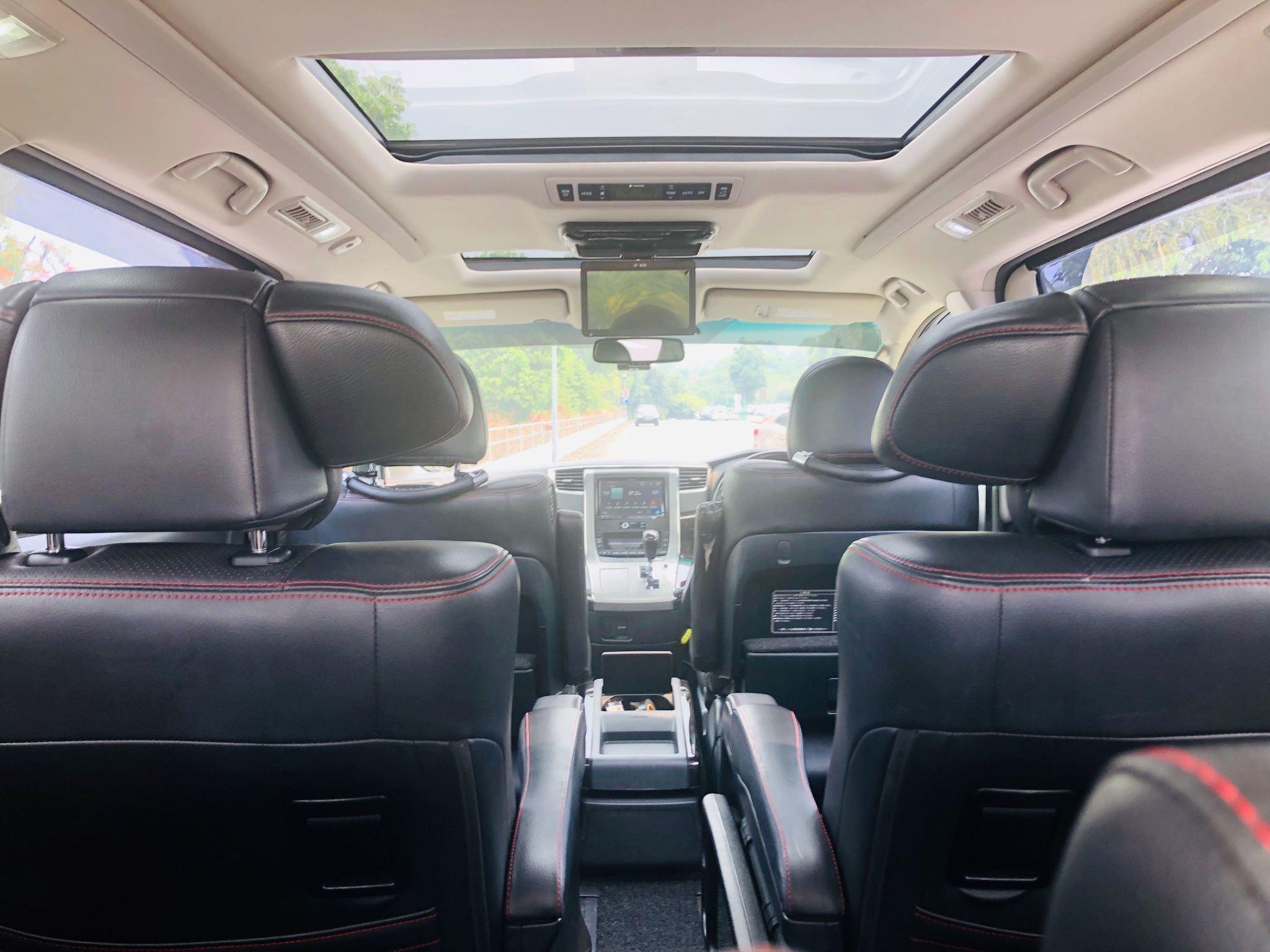 Toyota Vellfire Hybrid 2.4ZR Auto G-Edition 7-Seater