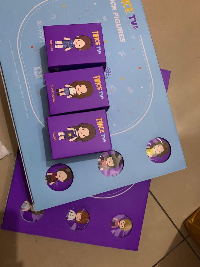 TWICE TV6 Lego Fullset