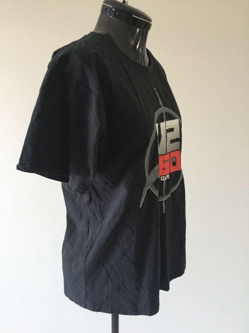 U2 tour concert T-shirt Size M unisex