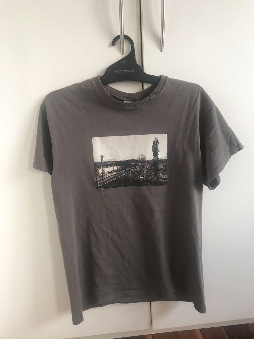 Vintage gilden grey New York City shirt size medium