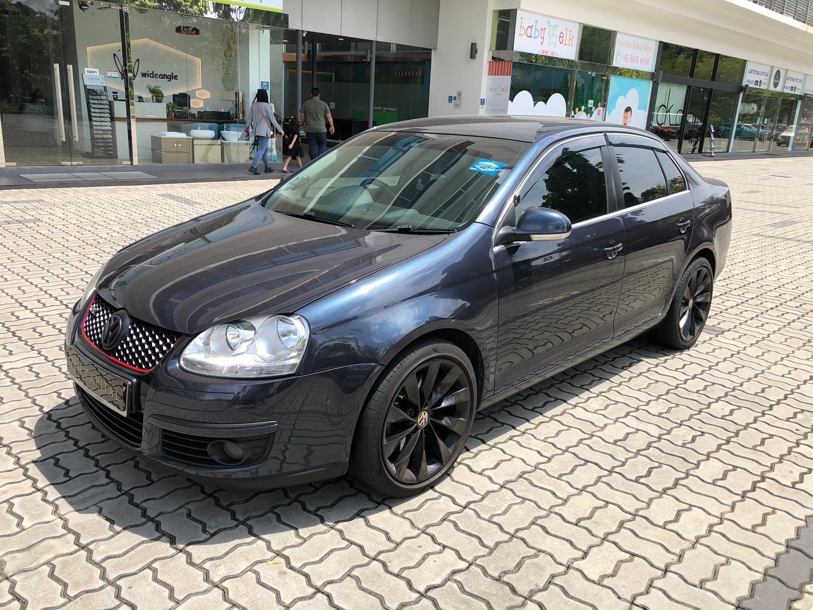 Volkswagen Jetta 1.4A - Cheapest rental in city, quickest assistance!