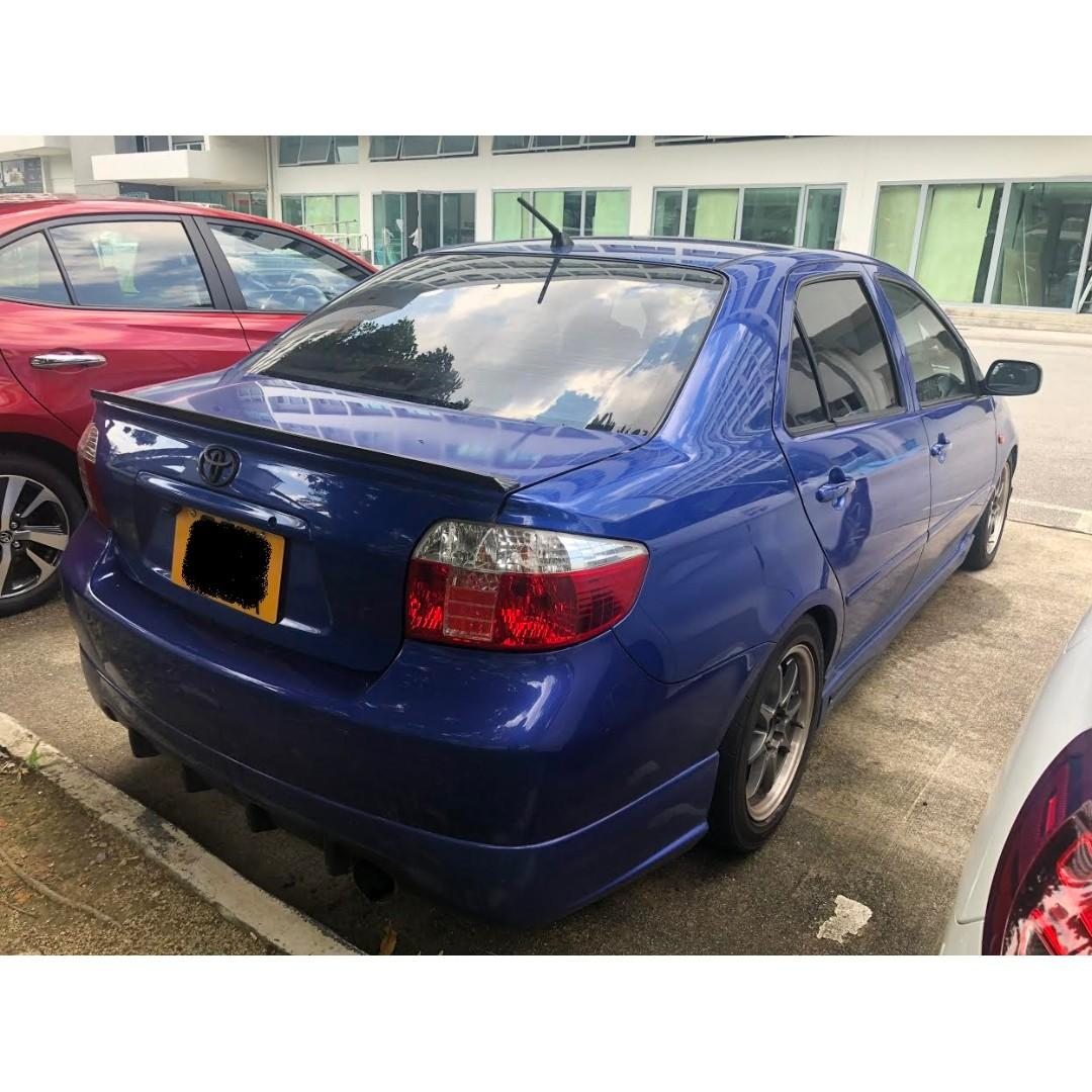 Weekly $250 ! Toyoto Vios Manual For Rent - Daily / Private Hire Welcome