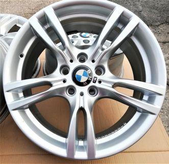 "18"" inch Genuine Original BMW M-SPORT RIM F30 3 Series"