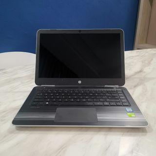 HP PAVILION 14-AL107TX - i7 7500U, Nvidia 940MX, 8GB, 240GB ssd (accept trade in)