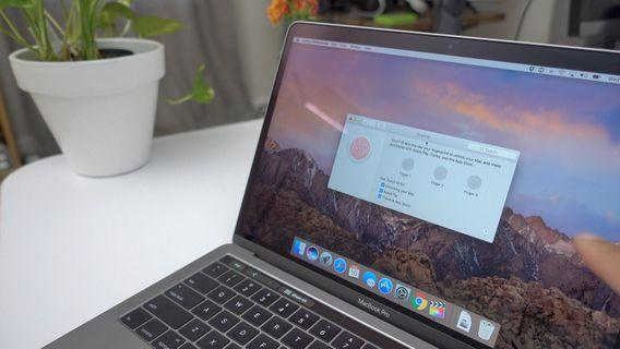 MacBook Pro 13 TouchBar 2017 256GB Grey