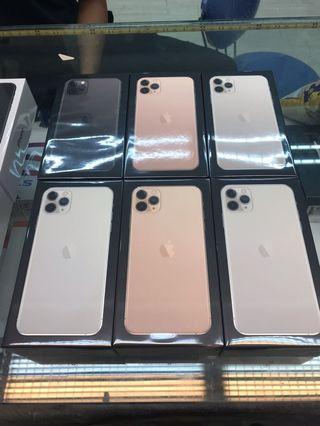 Iphone11 pro max 全新未拆 桃園面交