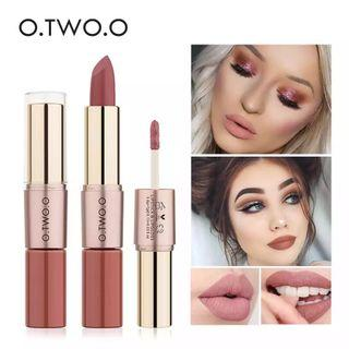 O.TWO.O lipstick matte