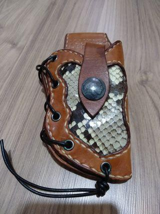 Coyote Leather ( usa ) Full Genuine Leather Gun Holster