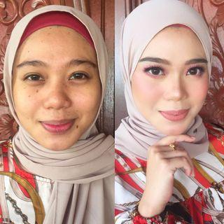 Makeup kl,selangor, jb & kelantan