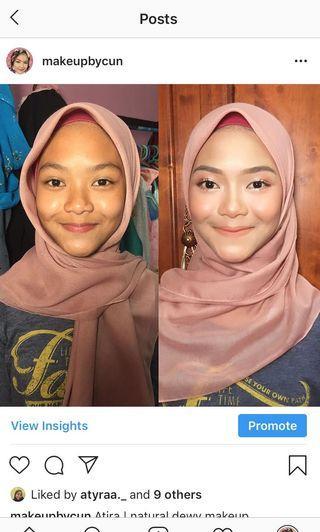 Makeup convocation