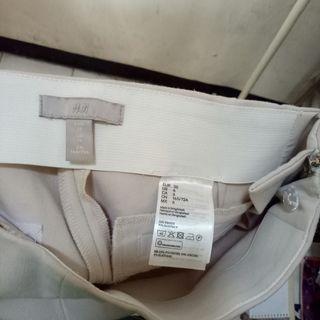 Celana bahan HnM