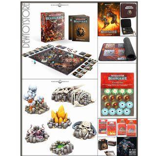 ⭐️ <URGENT> [Pre-order] Games Workshop - Warhammer Underworlds Beastgrave ⭐️