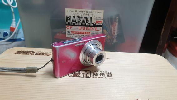 SONY數位相機(DSC-W610)