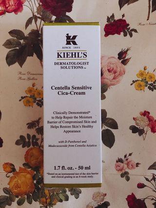 kiehl's 老虎草B5保濕修護霜