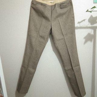 Celana Kerja warna mocca