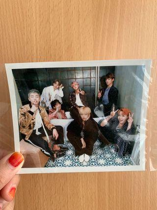 BTS WINGS ( I / N ver) with Group PC