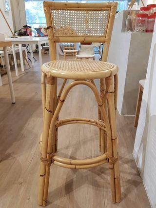 Tall cane chair for sales!!!