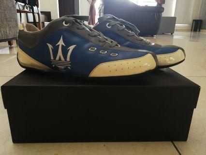 Maserati sport shoe
