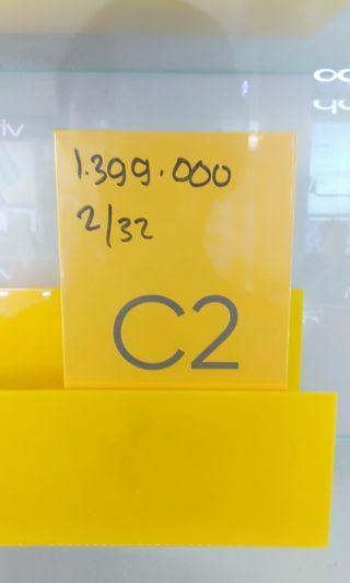 Bisa Kredit Real Me C2 ram 2/32