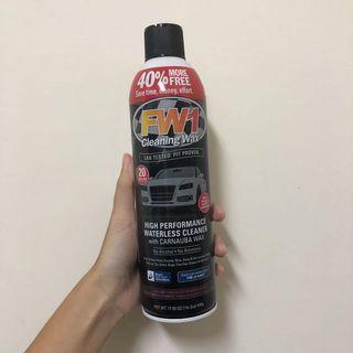 FW1高效清潔蠟