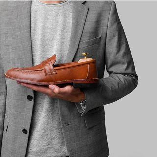 Loafers Penny Dark Brown