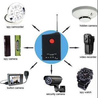 Anti Spy Detector Signal RF Lens Bug Detector Finder #winiphone11pro