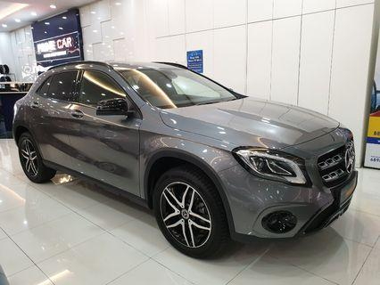 MERCEDES GLA 180 URBAN NIGHT EDITION