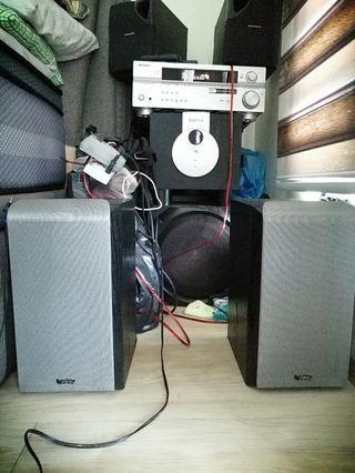 Infinity Primus P162 Speaker