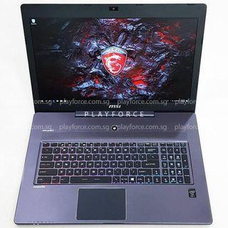 GS70 2PC i7-4710/GTX 860M - MSI GS70 2PC i7-4710HQ GTX 860M 16GB 1TB+128GB SSD 17-inch