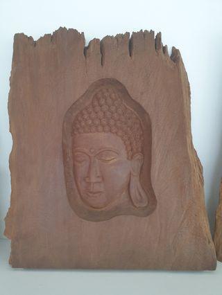 Old Belian Buddha
