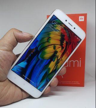 Xiaomi Redmi 5A Simanis,Masih Garansi TAM,Ram 2/16Gb Fullset