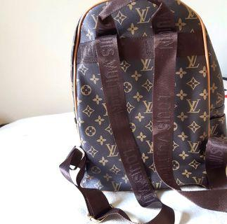 LV LOUIS VUITTON BACKPACK #letgo50 #MYCYBERSELL