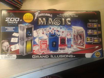 🎩魔術道具盒(內有多種道具)🎭